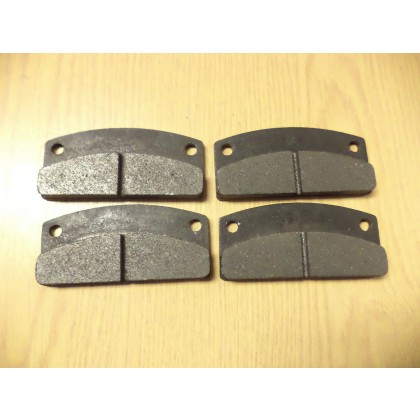 Microcar MC 1 / MC 2 Rear Brake Pads - n.7370