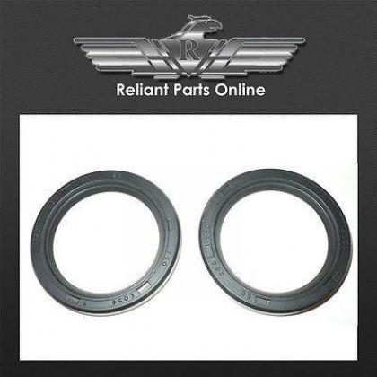 Reliant Rialto Rear Axle Oil Seals Pair 25954