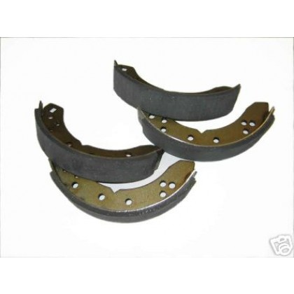"Reliant Robin & Rialto Rear Brake Shoe Set 10"" - 95061"