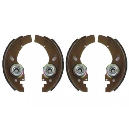 Rear Brake Shoes aixam 170mm - r200175