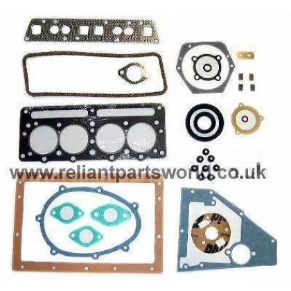 Reliant Complete Gasket Set For 850 Unleaded Engine - 95294