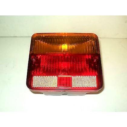 Piaggio Ape Rear Light Unit Assembly - Tail Lamp -  567192
