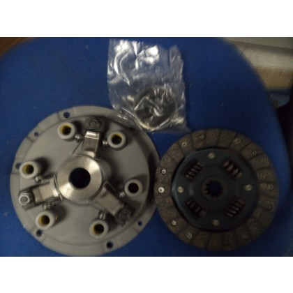 Reliant Robin & Rialto Clutch Kit Early Type - (Carbon Thrust Pad Type) - 93152A