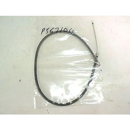 Piaggio Ape Rear Throttle Cable - Accelerator Cable - P567104