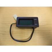 RELIANT SCIMITAR SABRE DIGITAL LCD CLOCK 223330