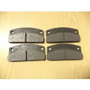 Microcar MC 1 / MC 2 Rear Brake Pads - n.7370