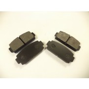 Microcar M.Go Rear Brake Pads - 100890