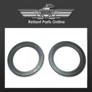 Reliant Rialto Rear Axle Oil Seals Pair 25954