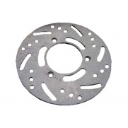 MICROCAR MC2 O/S/R  Brake Disc - 200232 3 stud slotted