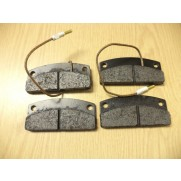 MICROCAR MC1 & MC2 Front Brake Pads - 0790710
