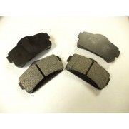 Microcar M.Go Front Brake Pads - 100889