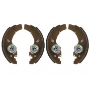 Rear Brake Shoes aixam 170mm - 100516
