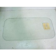 Piaggio Ape Rear Screen Window Glass Panel - 231726
