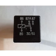Reliant Scimitar SS1 Relay Headlamp Control